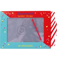 Zaubertafel mit ABC Lernkarte