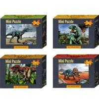 Mini-Puzzles T-Rex World (54