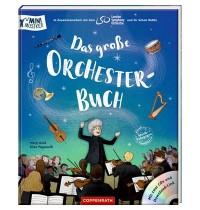 Coppenrath Verlag - Mini-Musiker - Das große Orchesterbuch