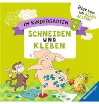 Ravensburger Buch - Im Kindergarten - Schneiden