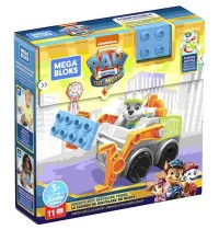 Mattel - Mega Bloks® Paw Patrol Rockys Recycling-Müllauto