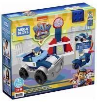 Mattel - Mega Bloks® - Paw Patrol Chases Polizeifahrzeug