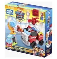 Mattel - Mega Bloks® Paw Patrol Marshalls Feuerwehr