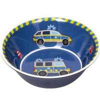 Die Spiegelburg - Kleine Freunde - Melamin-Schale Polizei