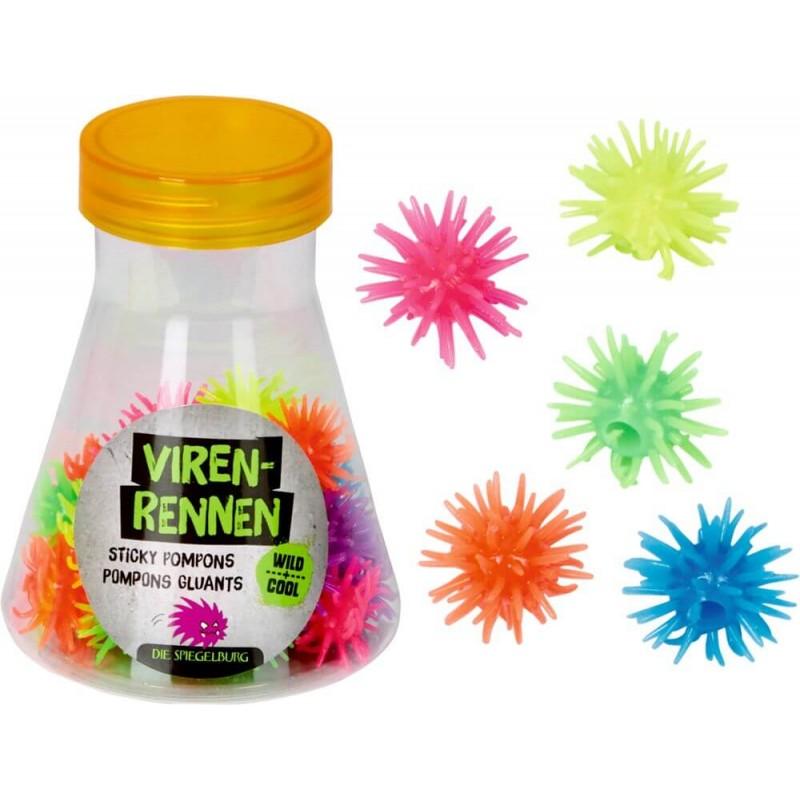 Viren-Rennen Wild & Cool
