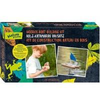 Die Spiegelburg - Nature Zoom - Holz-Katamaran Bausatz