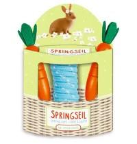Die Spiegelburg - Möhren Springseil Fröhliche Ostern