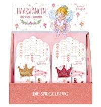 Die Spiegelburg - Prinzessin Lillifee - Krönchen-Haarclips