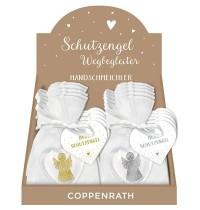 Coppenrath Verlag - Christl. Geschenke - Handschmeichler Kunstharz - Herz mit Engel