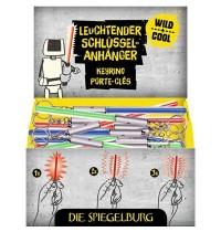 Die Spiegelburg - Wild und Cool - Leuchtender Schlüsselanhänger