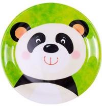 Die Spiegelburg - Freche Rasselbande - Melamin-Teller Panda