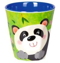 Die Spiegelburg - Freche Rasselbande - Melamin-Becher Panda
