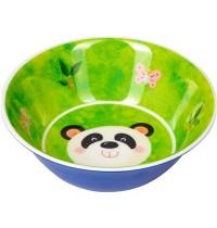 Die Spiegelburg - Freche Rasselbande - Melamin-Schale Panda