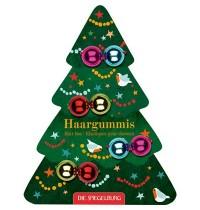 Die Spiegelburg - Haargummis - Bärenstarke Weihnachten