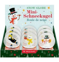 Die Spiegelburg - Mini-Schneekugel - Bärenstarke Weihnachten