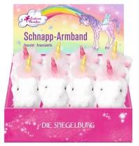 Die Spiegelburg - Einhorn-Paradies - Schnapp-Armband Einhorn