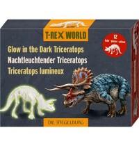 Die Spiegelburg - T-RexWorld - Nachtleuchtender Triceratops -