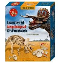 Die Spiegelburg - T-RexWorld - Ausgrabungsset Triceratops