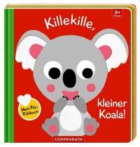 Mein Filz-Fühlbuch: Killekille
