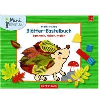 Mini-Künstler - Mein erstes Blätter-Bastelbuch