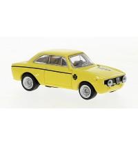 Alfa Romeo GTA 1300, gelb, 19