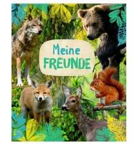 Coppenrath Verlag - Nature Zoom - Freundebuch: Meine Freunde