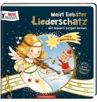 Coppenrath Verlag - Mini-Musiker - M.l.Liederschatz: Mit Bildern singen... Fr.Weihn.