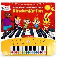 Coppenrath Verlag - Mini-Musiker - Mein allererstes Klavierb.: Kindergarten
