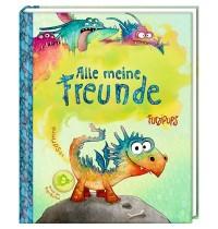 Coppenrath Verlag - Freundebuch: Furzipups - Alle meine Freunde