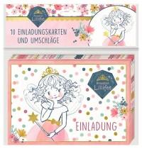 Coppenrath Verlag - Prinzessin Lillifee - Einladungskarten Pr. Lillifee - Einladung