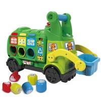 VTech - Tut Tut Baby Flitzer - 2-in-1 Recycling-Rutschauto
