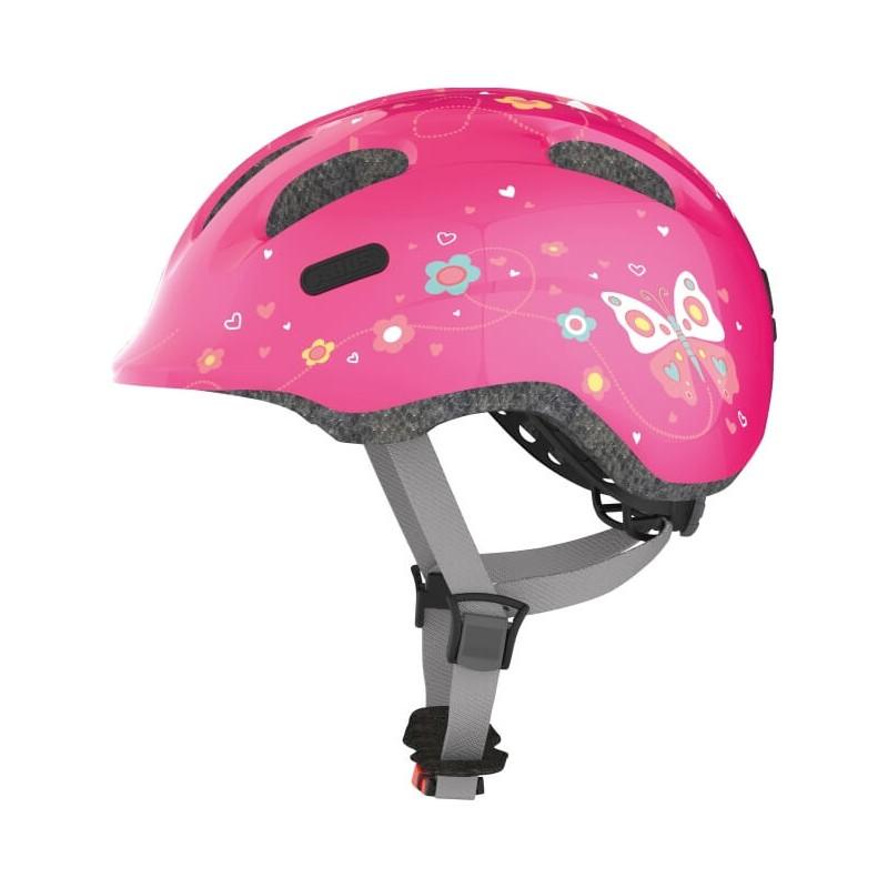 Radhelm M 50-55 Smiley pink b