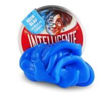 Knete 18g Neon Blau Intelligente Knete in der kleinen Dose Ø 5cm