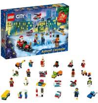 City Adventskalender 2021 LEGO® City Adventskalender LEGO® City Adventskalender
