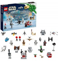 StarWars Adventskalender 2021 LEGO Star Wars Advent Calendar 2021 LEGO Star Wars Advent Calendar 2021