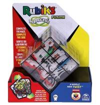 Spin Master - Rubiks Perplexus Fusion - Kugellabyrinth im 3x3 Zauberwürfel