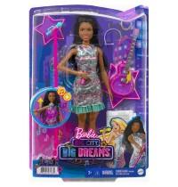 Mattel - Barbie - Bühne Frei für große Träume - Brooklyn Sängerin