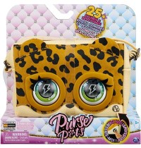 Spin Master - Purse Pets - Leoluxe Leopard Tasche