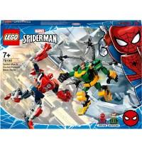 LEGO® Super Heroes 76198 Mech-Duell Spider-Man & Dr Octopus