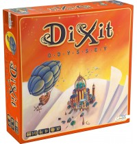Asmodee - Libellud - Dixit Odyssey