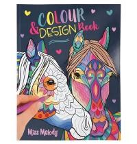 Depesche - Miss Melody - Colour & Design Book