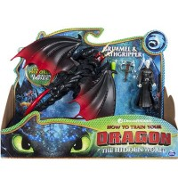 Spin Master - Dragons - Movie Line - Dragons & Vikings  Actionfiguren Drache & Wikinger