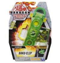 Bakugan - Aufbewahrungszubehör Baku-Clip mit exklusivem Geogan Rising Fenneca Bakugan