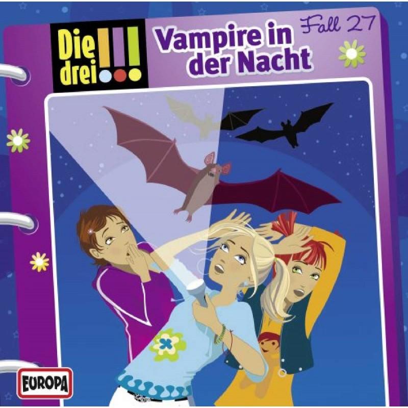 Europa - Die drei !!! Vampire in der Nacht