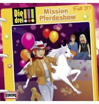 Europa - Die drei !!! Mission Pferdeshow