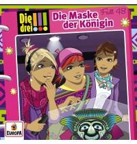 Europa - Die drei !!! Maske der Königin