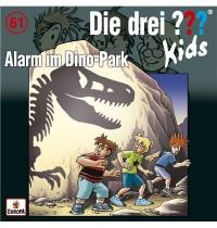 Europa - Die drei ??? Kids Alarm im Dino-Park