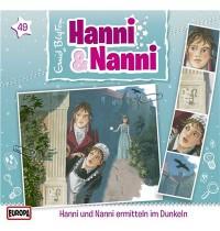 Europa - Hanni und Nanni ermitteln im Dunkeln