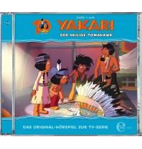 Edel:KIDS CD - Yakari - Der heilige Tomahawk