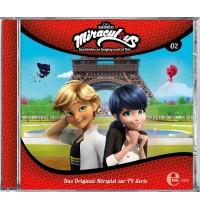 Edel:KIDS CD - Miraculous - Geschichten von Ladybug und Cat Noir - Lady WiFi